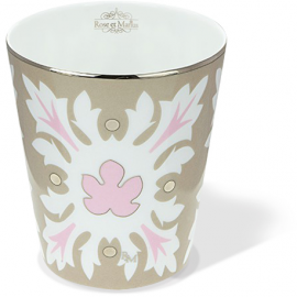 BOUGIE PRECIEUSE RECHARGEABLE - Capello Rose
