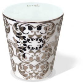 PRECIOUS REFILLABLE CANDLE - Coquillade Taupe