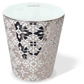 PRECIOUS REFILLABLE CANDLE - Tame Taupe