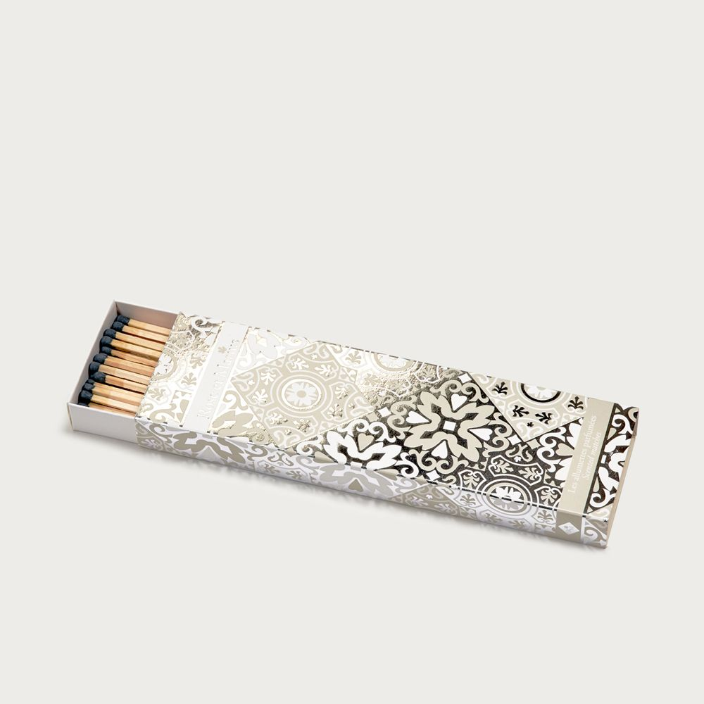 Scented matches - amber