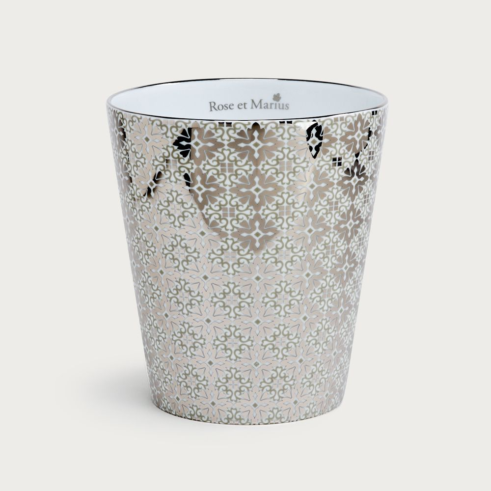Vase Edition Limitée T'ame Taupe