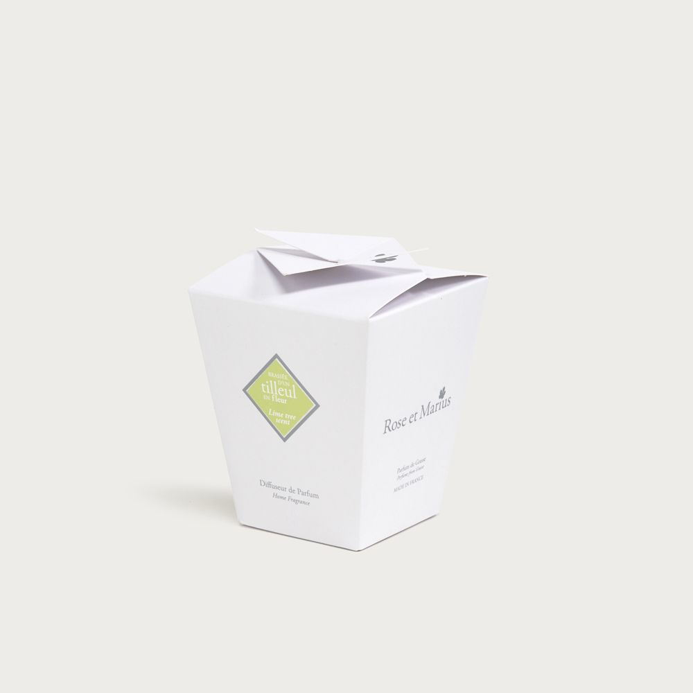 Scented diffuser refill for tumbler - lime tree