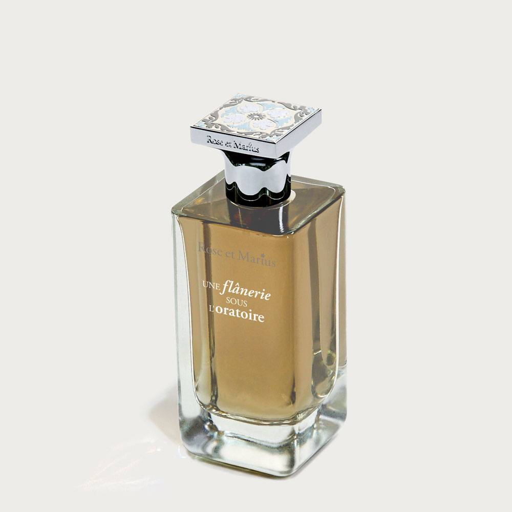 Eau de parfum - ambling beneath the oratory