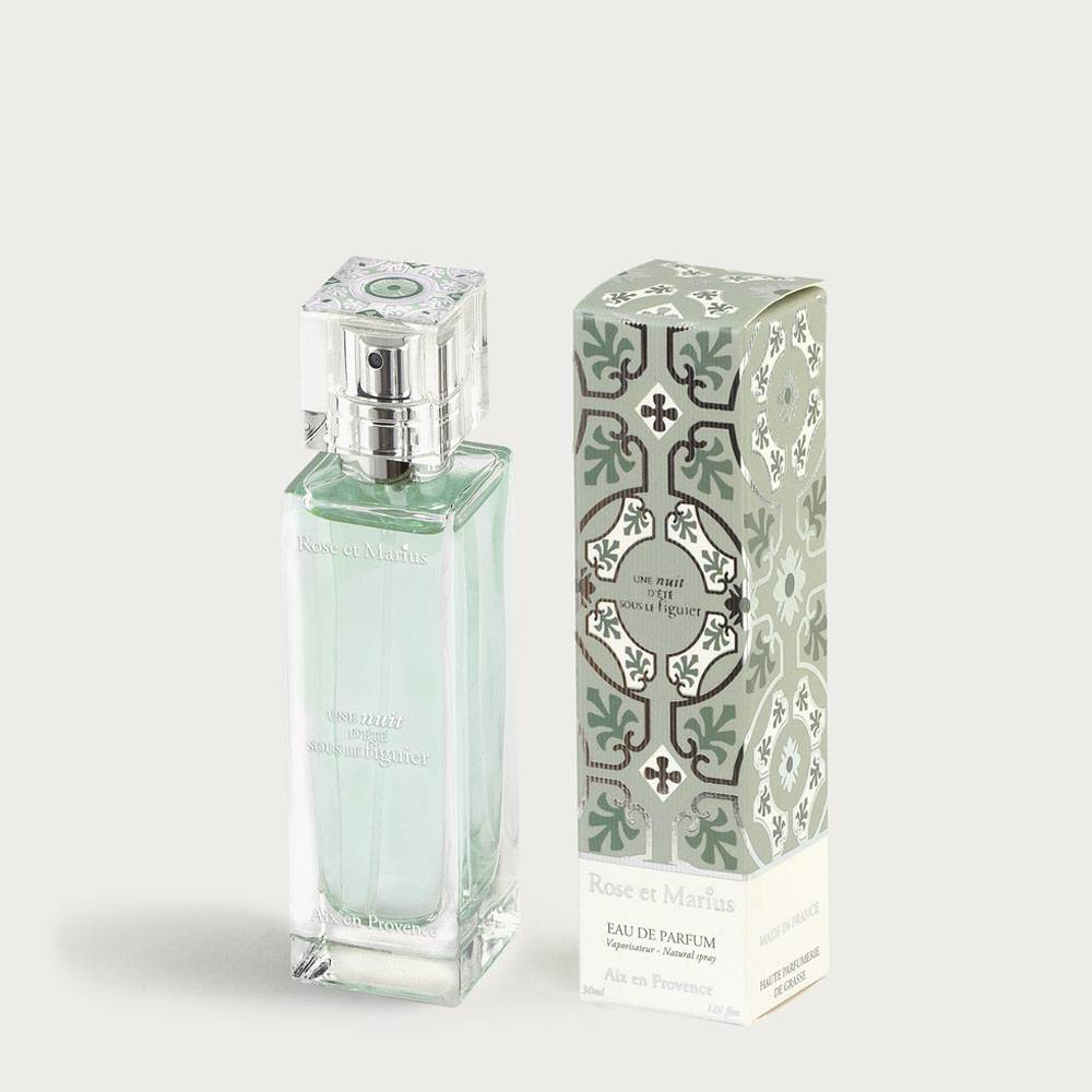 Eau de parfum - a mid-summer's night under the fig tree