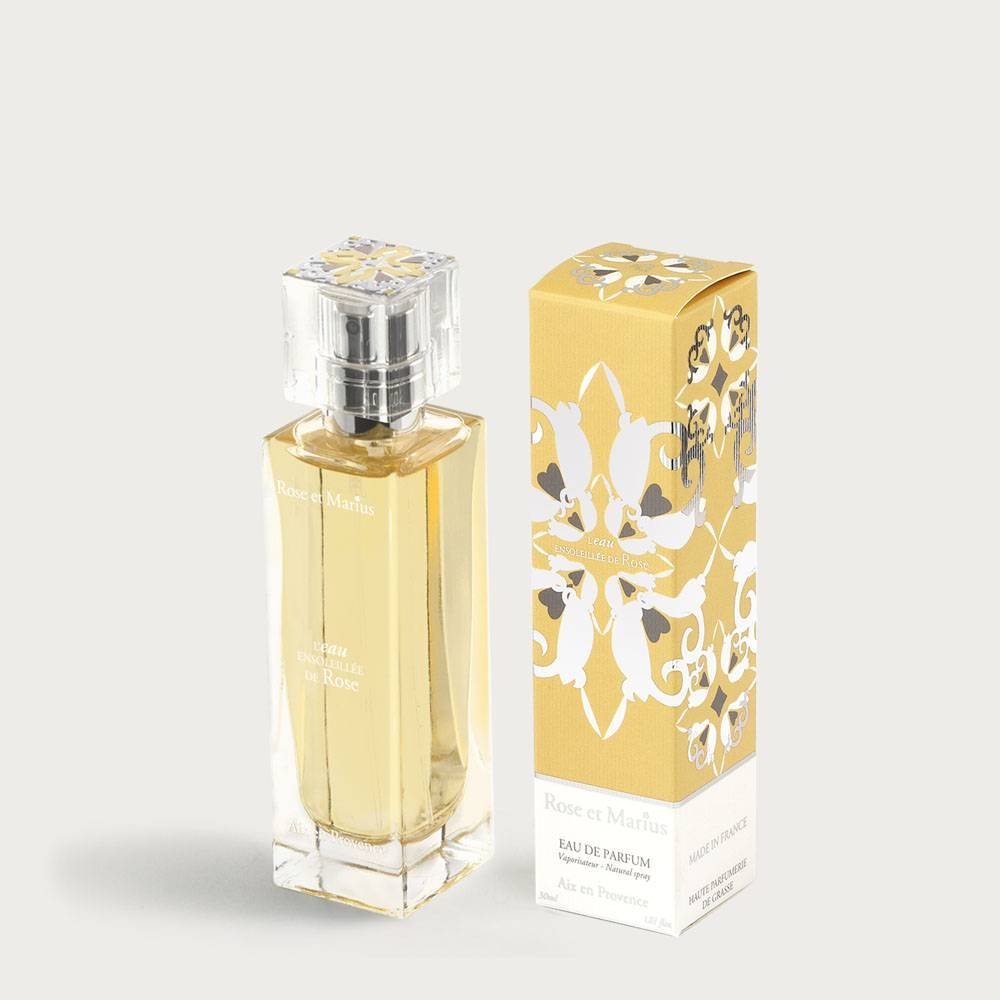 Eau de parfum 30ml - Rose's sun water