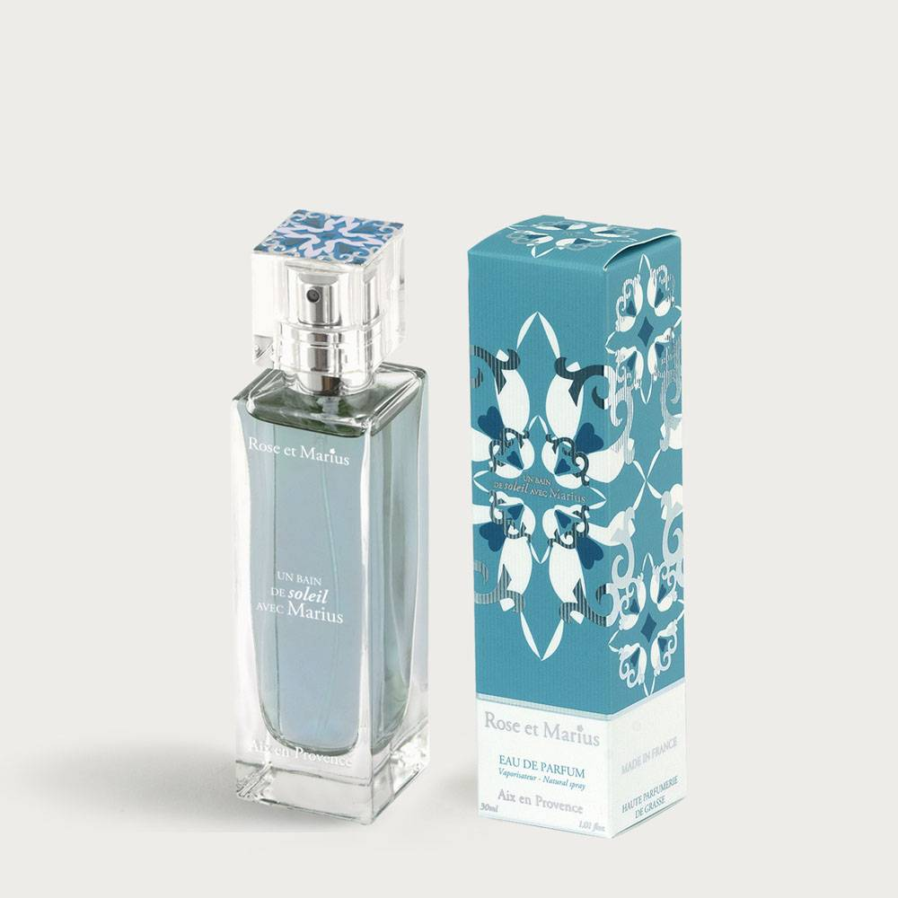 Eau de parfum 30ml - basking in the sun with Marius