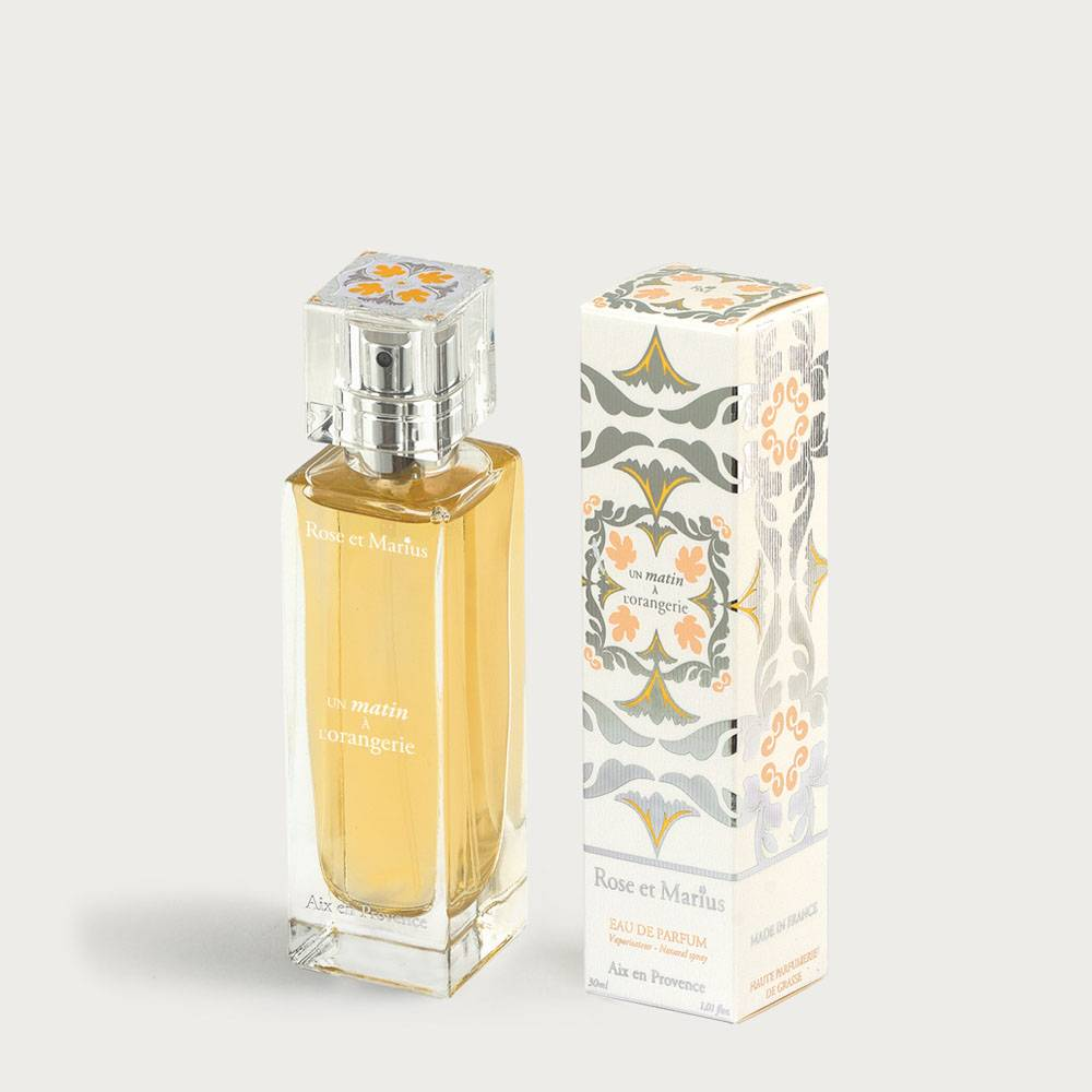 Eau de parfum 30ml - early morning in the orange grove