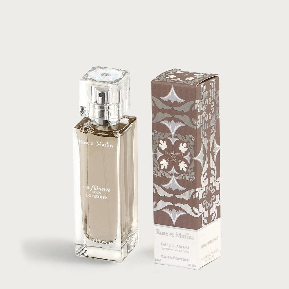 Eau de parfum 30ml - ambling beneath the oratory