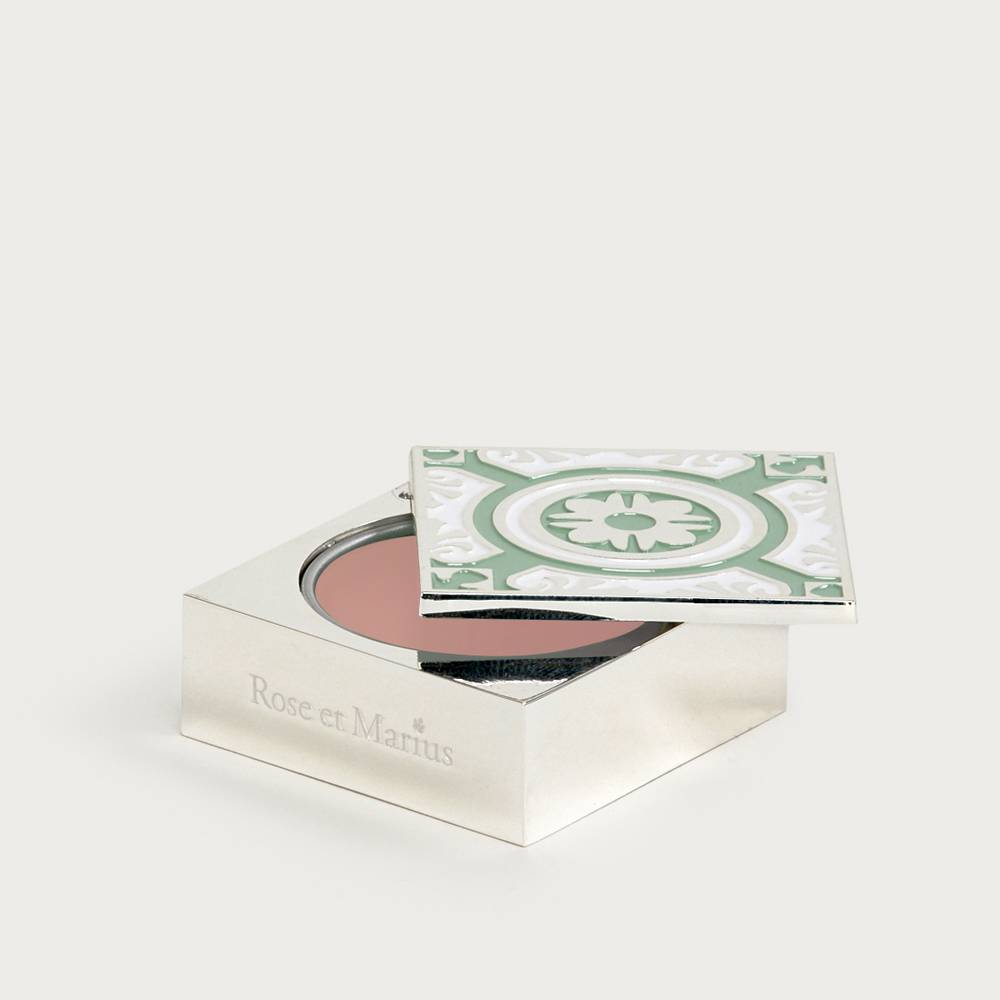 Solid perfume - Rosé wine under the arbour