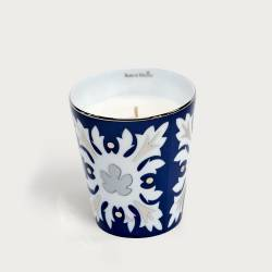 Precious refillable candle - capello blue