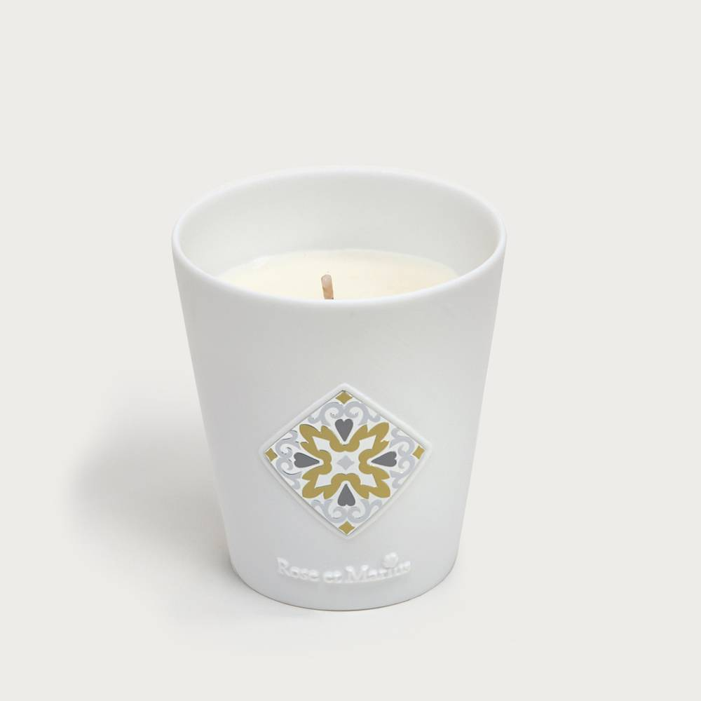 Scented candle - Rose's sun water
