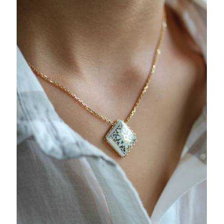 Collier Or 750 - tame or