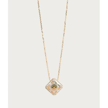 Collier Or 750 - casteu or