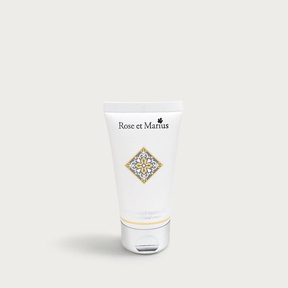 Hand cream - orange blossom