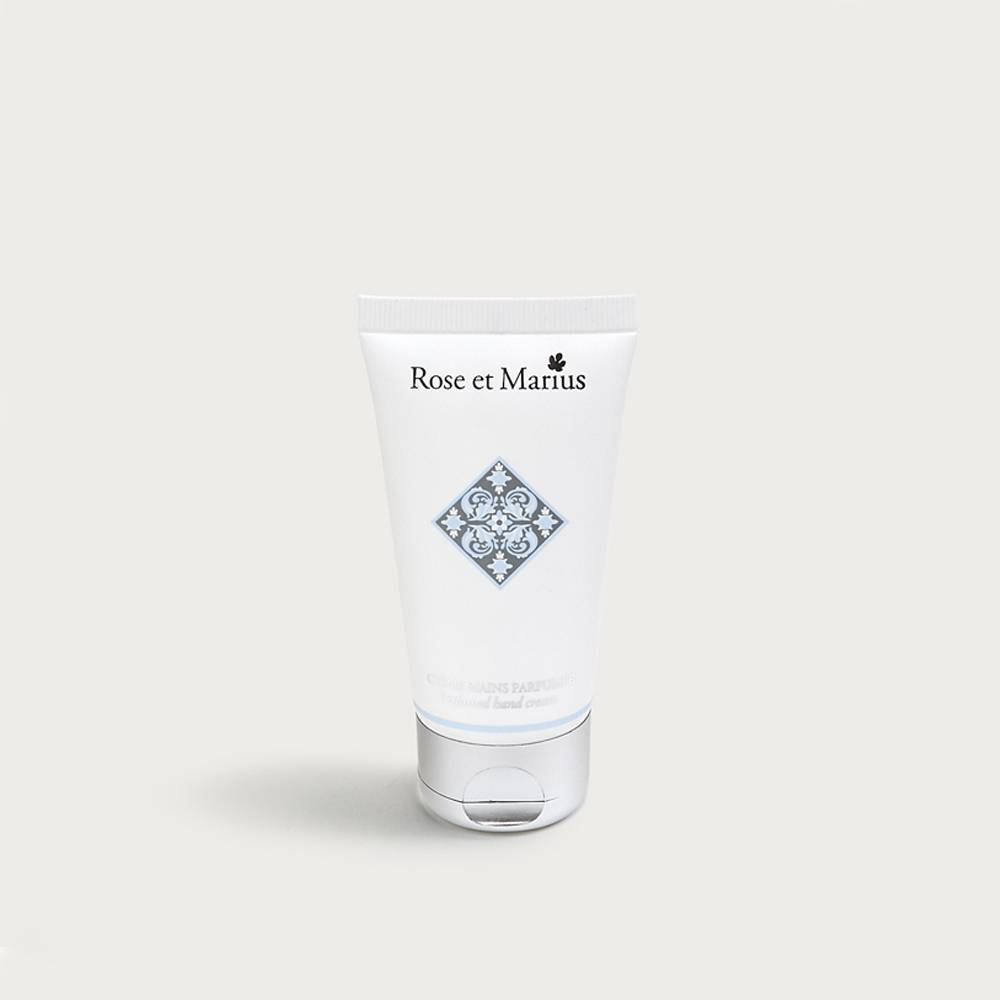 Hand cream - fresh mint