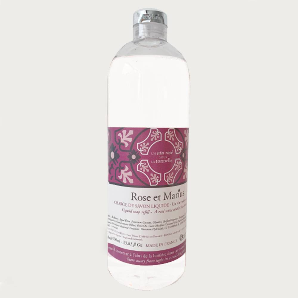 Refill hand & body lotion - A rosé wine under the arbour