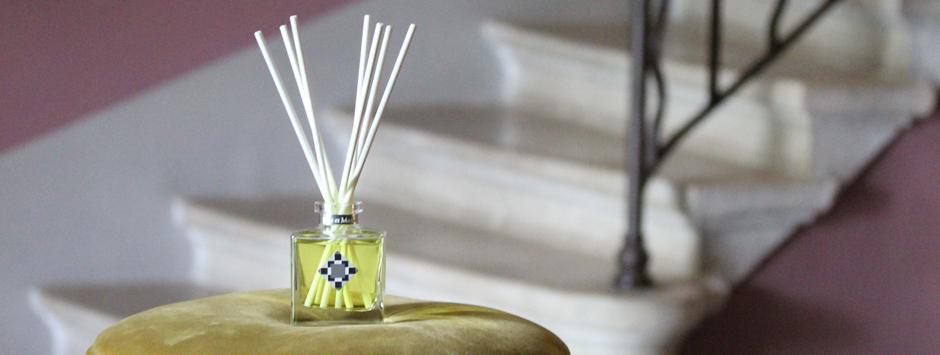 le parfum du confinement